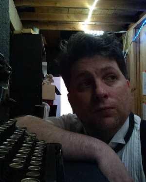 03 - Ty Unglebower author photo