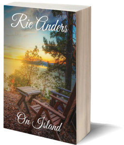 Rie Anders' book, On Island