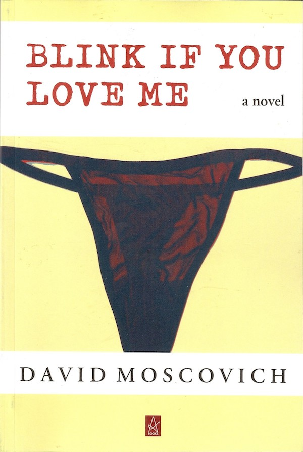 12 - David Moscovich book cover