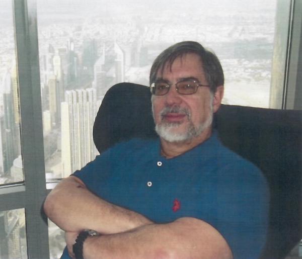 7-12 - Louis Kicha author photo