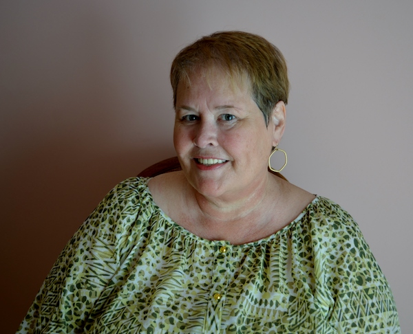 7-27 - Felecia Clarke author photo
