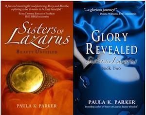 7-4 - Paula Parker book covers